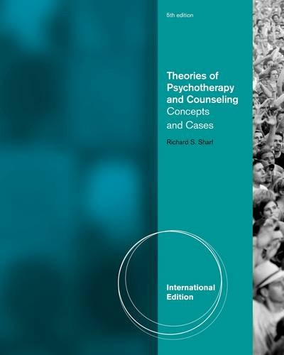 theories of psychotherapy and counseling sharf 5th edition pdf