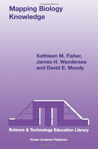 Mapping Biology Knowledge (Contemporary Trends And Issues In Science Education) front-859720
