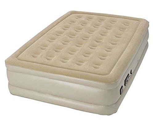 Serta Raised Full St840020 Never Flat Inflatable Mattress front-241961