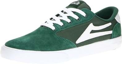 Lakai PICO MS1130204A00, Herren Sneaker, Grün (GREEN WHITE SUEDE A0903), EU 42 (UK 7.5) (US 8.5)