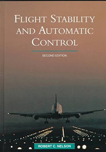 Flight Stability and Automatic Control 2nd Ed
