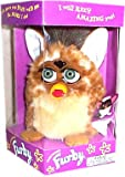 Furby - Electronic - Brown Body & Feet, Tan Chest/Belly, White Inner Ears
