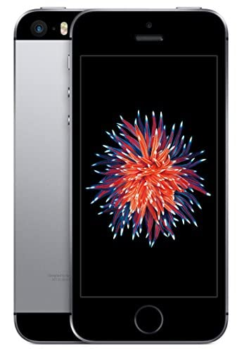 Apple 2016 iPhone SE SIMフリー 4インチ 【64GB スペースグレイ】- 米国版SIMフリー [並行輸入品]