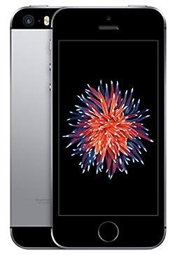 Apple 2016 iPhone SE SIMフリー 4インチ 【64GB スペースグレイ】