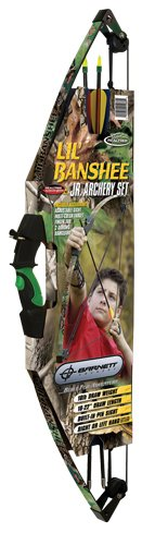 Barnett Outdoors Junior Team Realtree Lil Banshee Compound Archery Set