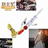 DC 6V 12V 24V Auto Car Truck Motorcycle Circuit Voltage Tester Test Pencil DIYsk
