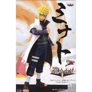 Naruto Shippuuden : DX figures Shinobi Relations Ninato by bandai