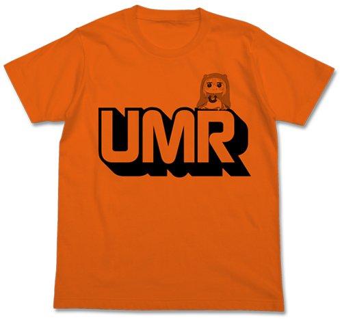 干物妹!うまるちゃん UMR Tシャツ カリフォルニアオレンジ XLサイズ