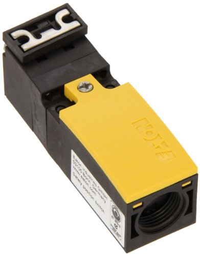 Eaton LS-S11-ZB Safety Key Interlock Switch, Key Actuator Type, DPST-1NO/1NC Contacts