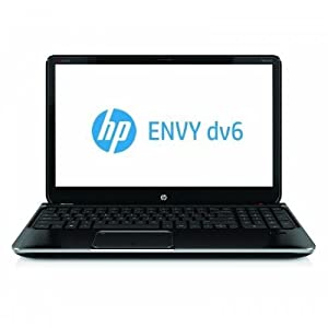 "HP 15.6"" Envy Laptop 6GB 750GB 