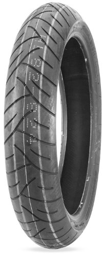 Bridgestone Exedra G721 Tire - Front - 120 70-21 - Position Front - Tire Size 120 70-21 - Tire Construction Bias - Tire Type Street - Rim Size 21 - Load Rating 62 - Speed Rating H - Tire Application Touring 002211