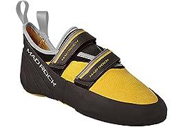Mad Rock Mens Flash 2.0 Climbing Shoe, Yellow, 13 D US