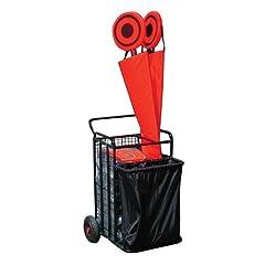 Bsn Football Equipment Cart by BSN