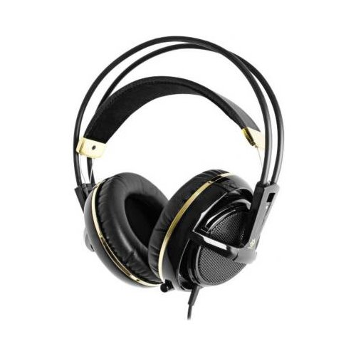Steelseries Siberia V2 Headset Black/Gold (51110) -