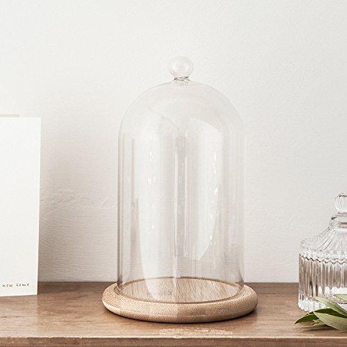 cloche-en-verre-decorative-avec-plateau-en-bambou-par-lights4fun