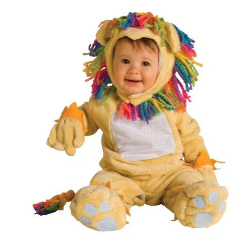 Infants'/Toddlers' Fearless Lil' Lion Costume