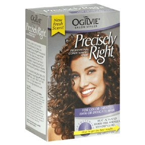 Ogilvie Precisely Right, for Color-treated Thin or Delicate Hair( Pack of 3)