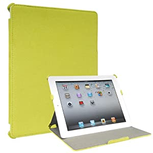 Colorspill 2 Microfiber iPad 2 Case - Lime