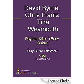Psycho Killer  (Easy Guitar)
