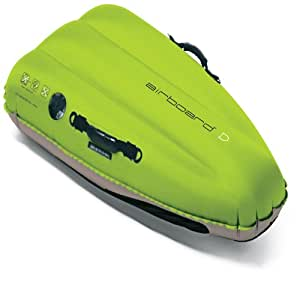 Airboard Freeride 180 Inflatable Snow Sledge - Green