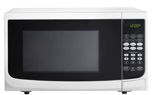Danby 0.7 cu.ft. Countertop Microwave, White