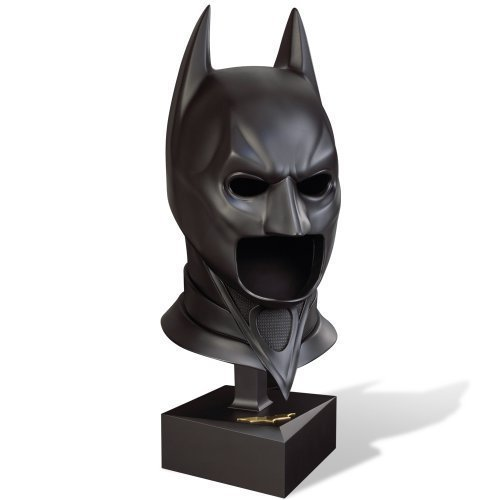 Batman Dark Knight Special Edition 1:1 Cowl Replica (Dark Knight Cowl compare prices)