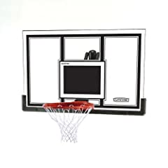 Buy Lifetime 54 in. Backboard Rim Competition Combo by Lifetime