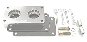 Street and Performance Electronics 49005 Helix Power Tower Plus Throttle Body Spacer 1987-1998 Ford Truck 4.9L