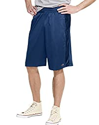 Champion Men\'s Crossover Short, Navy, XX-Large