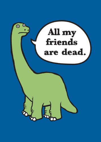 All My Friends Are Dead (Journal)