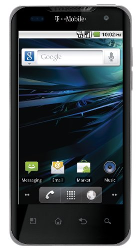 T-Mobile G2x 4G Android Phone (T-Mobile)