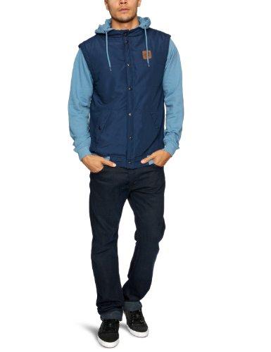 SANTA CRUZ Utility Men's Jacket Indigo/Denim Large