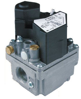 36H33-412 White Rodgers Gas Valve 3/4X3/4Inch 24 Vac Proven Pilot Valve Electric On/Off Switch
