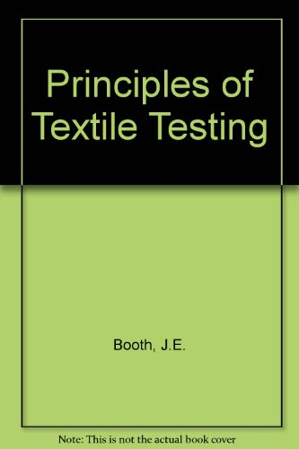 Shedrorabooks: ~~ download ebook principles of textile testing, by.
