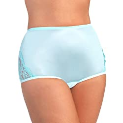 Vanity Fair Women's Perfectly Yours Lace Nouveau Brief