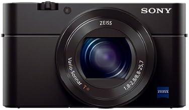 Sony Cyber-shot DSC-RX100M3 III Appareils photo compact numériques 20.9 Mpix Zoom Optique 3 x Wifi/NFC Noir