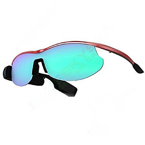 SeeSii Bluetooth Smart Glasses Smart WiFi Video Brille...