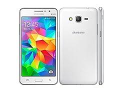 Samsung Galaxy Grand Prime DUOS G531H/DS - White (International Version)