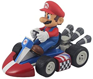 NINTENDO - Mario Kart Wii RC Control Mario