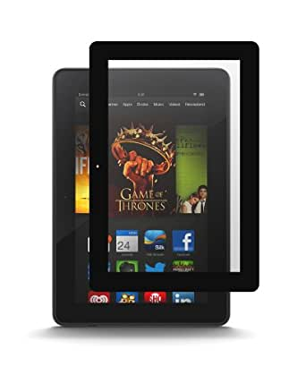 Moshi iVisor XT (HD clear) No-Bubble Screen Protector for Kindle Fire HDX (3rd Generation - 2013 release)
