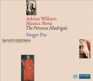 Musica Nova: Petrarca Madrigale