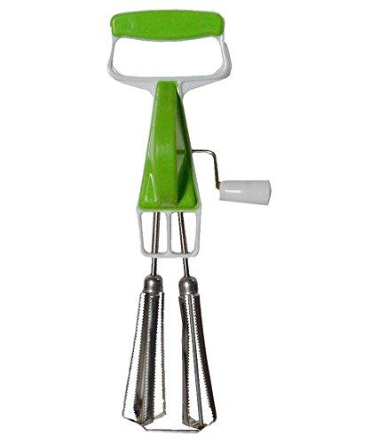 Capital Kitchenware Stainless Steel Egg Beater Lassi / Butter Milk Maker / Mixer Hand Blender