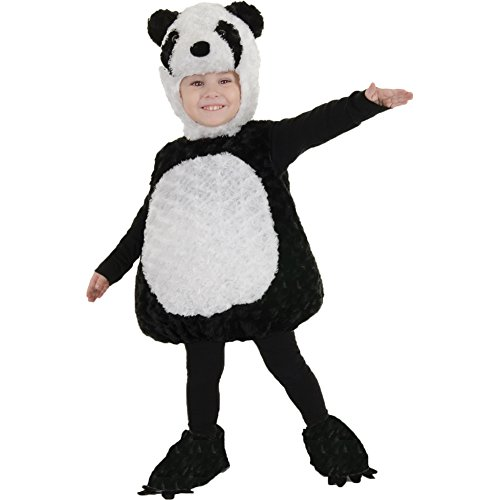 Panda Child Costume Size Toddler (2T-4T)