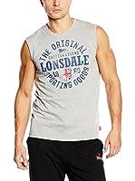 Lonsdale Camiseta Tirantes Truro (Gris)