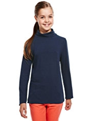 Autograph Roll Neck Top