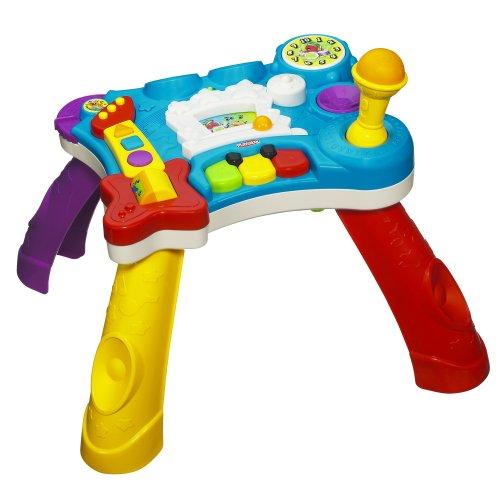 Playskool Rocktivity Sit To Stand Music Skool Toy - 1