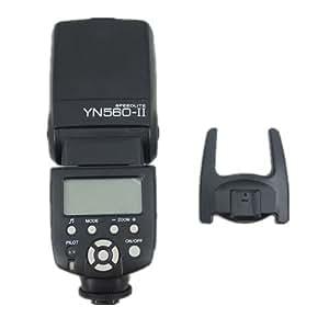 Yongnuo YN560 II Flash Speedlite LCD Screen pour Nikon Canon 600D YN-560 upgrade