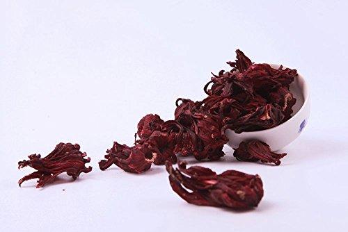 Luxtea® Chinese Various Health-Enhancing Herbal Tea, Health Tea, Fruit Tea, Scented Tea, Flowertea (Roselle, 100G)