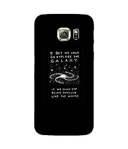 Galaxy Samsung Galaxy S6 Edge Case