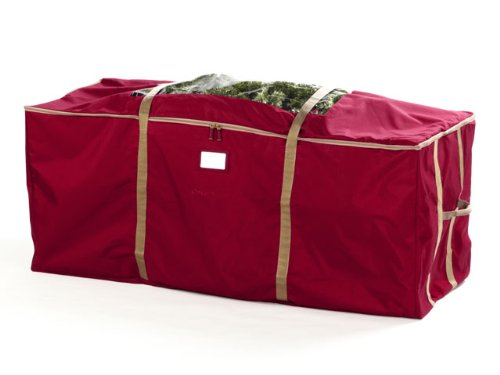 CoverMates Christmas Tree Storage Bag : 60L x 24W x 24H 600D Polyester